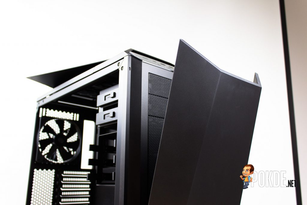 MasterCase Maker 5 by Cooler Master case review — decked out 33