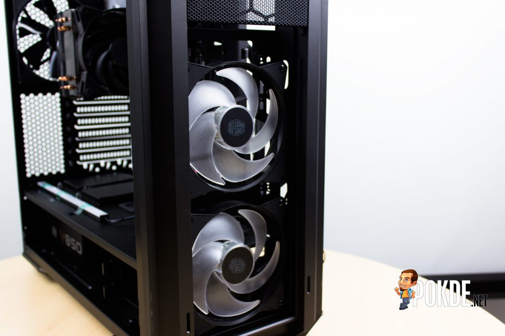 MasterCase Maker 5 by Cooler Master case review — decked out 48
