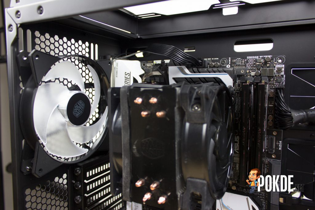 MasterCase Maker 5 by Cooler Master case review — decked out 47