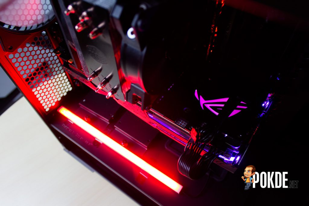 MasterCase Maker 5 by Cooler Master case review — decked out 54
