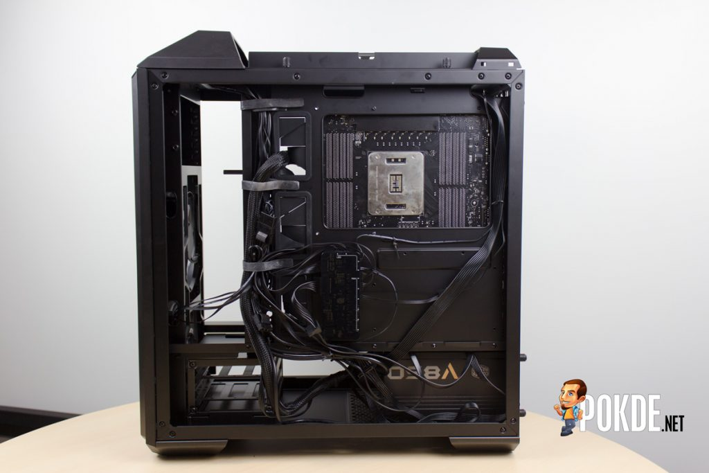 MasterCase Maker 5 by Cooler Master case review — decked out 52