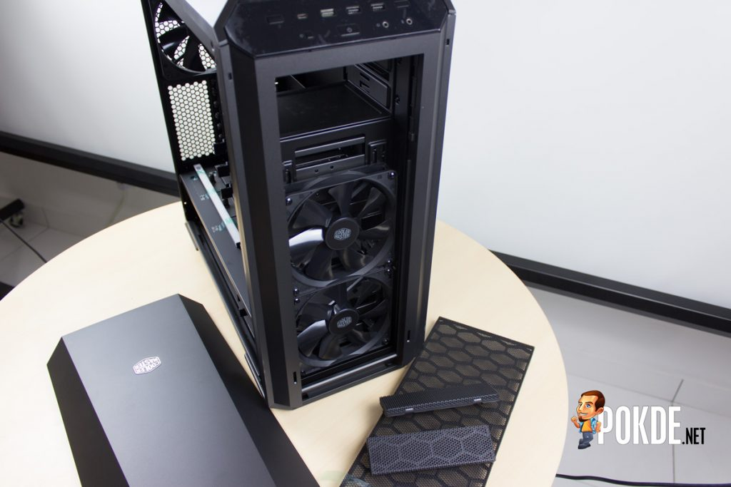 MasterCase Maker 5 by Cooler Master case review — decked out 37