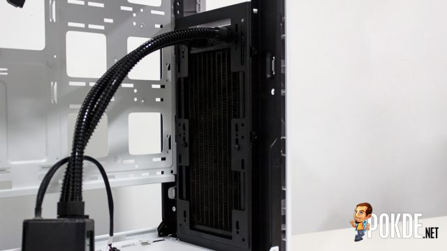 MasterBox 5 Dual Tone by Cooler Master review — more affordable, even sexier 30