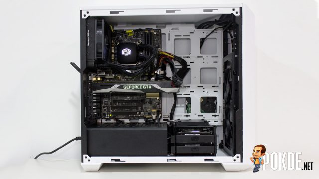 MasterBox 5 Dual Tone by Cooler Master review — more affordable, even sexier 36