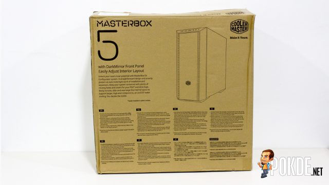 MasterBox 5 Dual Tone by Cooler Master review — more affordable, even sexier 23