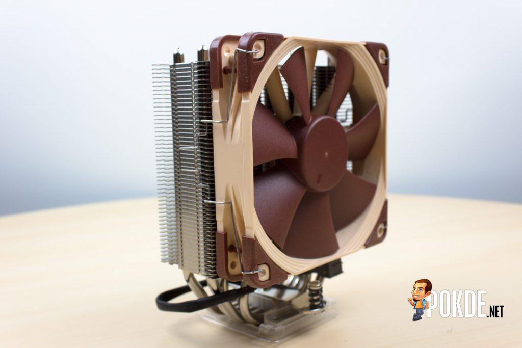 Noctua NH-U12S 120mm Air Cooler Review — Size does matter 37