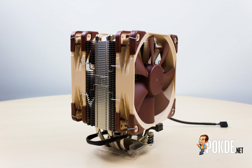 Noctua NH-U12S 120mm Air Cooler Review — Size does matter 38