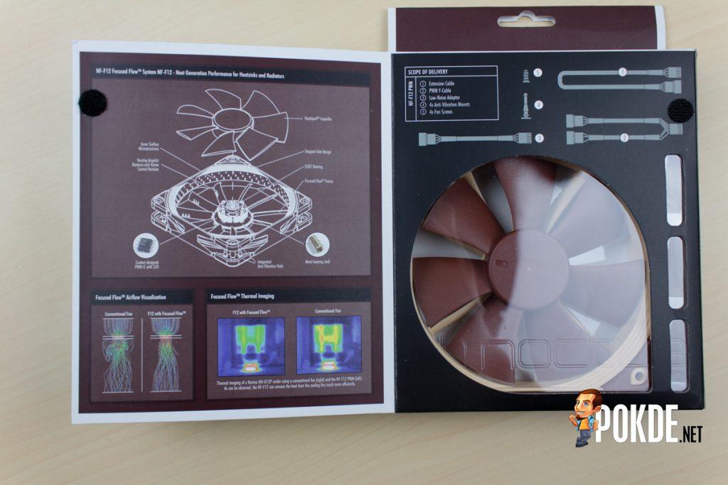 Noctua NH-U12S 120mm Air Cooler Review — Size does matter 34