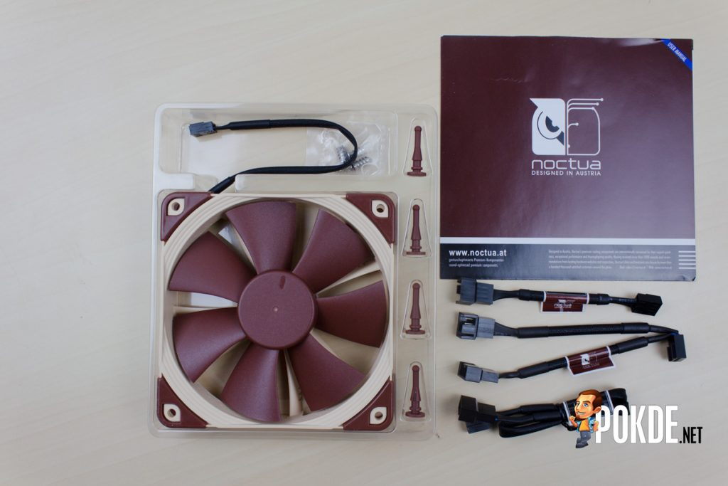 Noctua NH-U12S 120mm Air Cooler Review — Size does matter 35