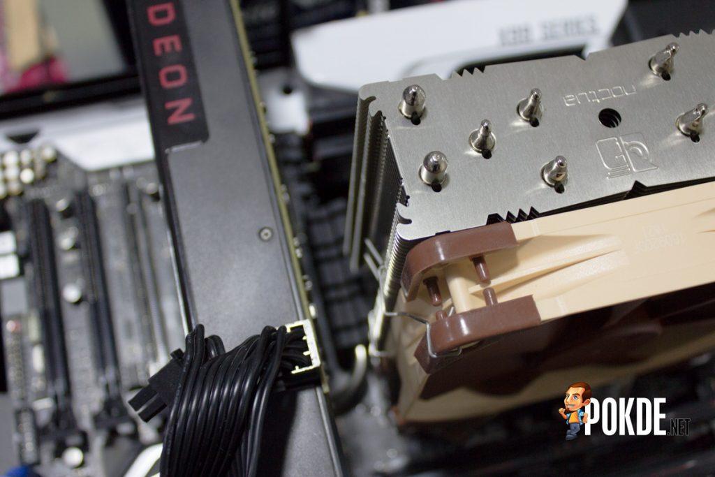 Noctua NH-U12S 120mm Air Cooler Review — Size does matter 42