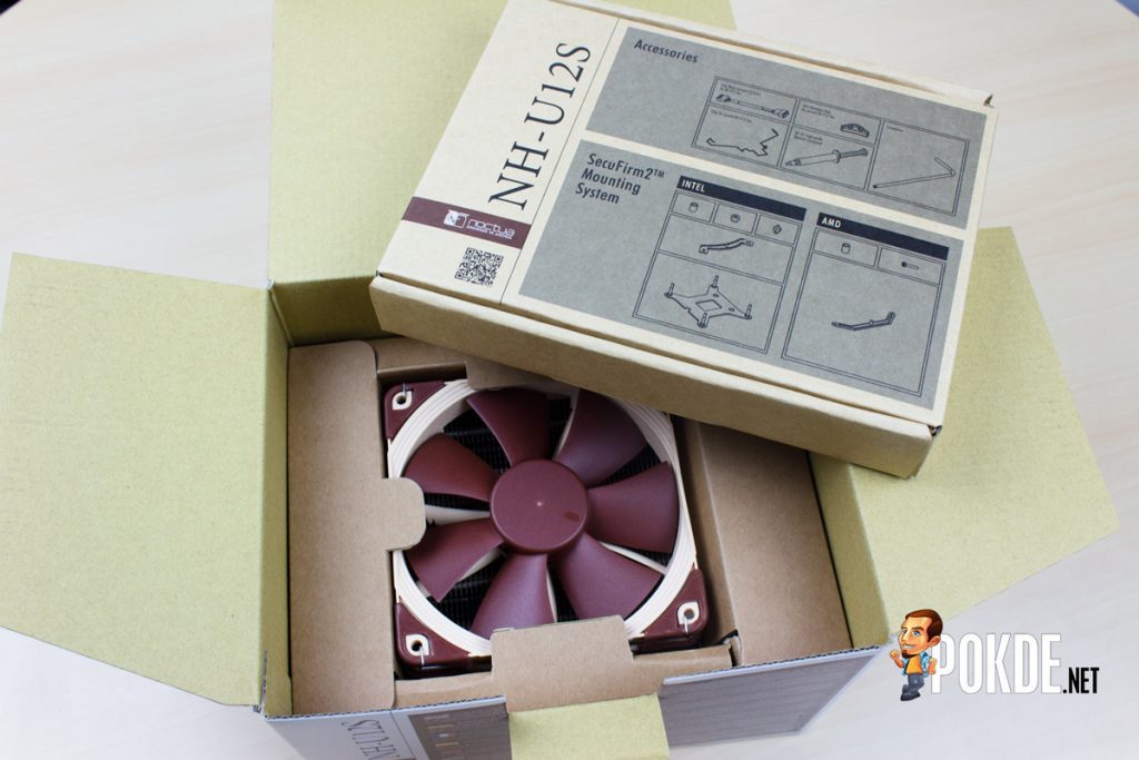 Noctua NH-U12S 120mm Air Cooler Review — Size does matter 25