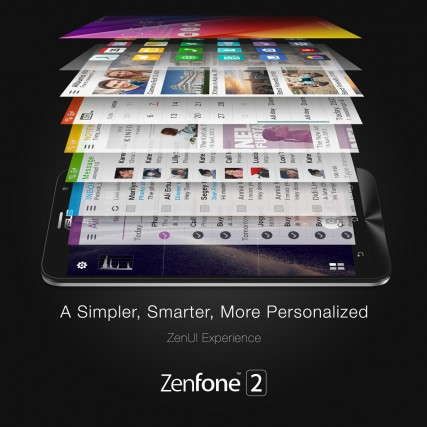 The ZenUI is soon going to become the world's most beautiful mobile UI