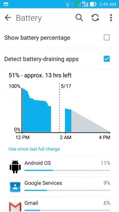 Don't ask me about the battery. I still have 51% after whole day usage!