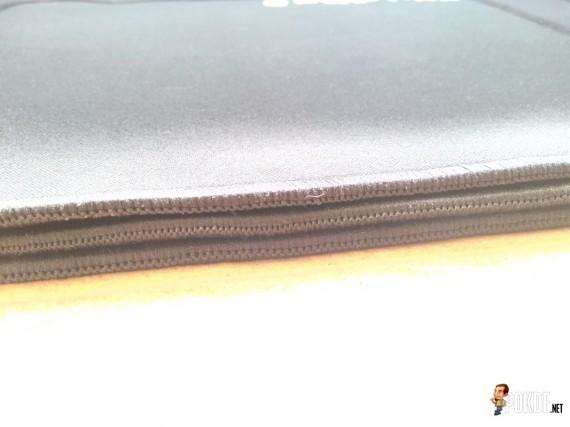 Swift-RX edge stitching