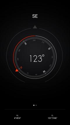 Mi4i compass