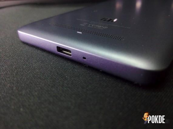 Xiaomi Mi4i bottom