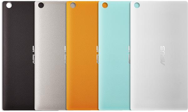The ZenCase comes in 5 different colors