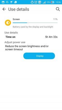 Battery life (1)