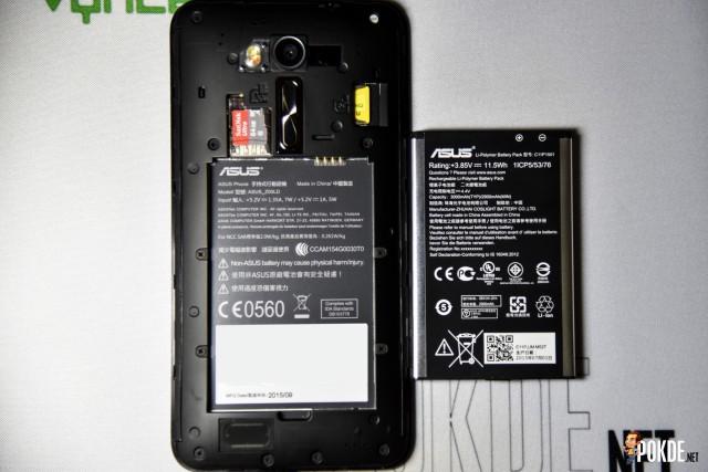 Laser battery