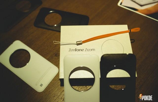 Packaging Zenfone Zoom 2