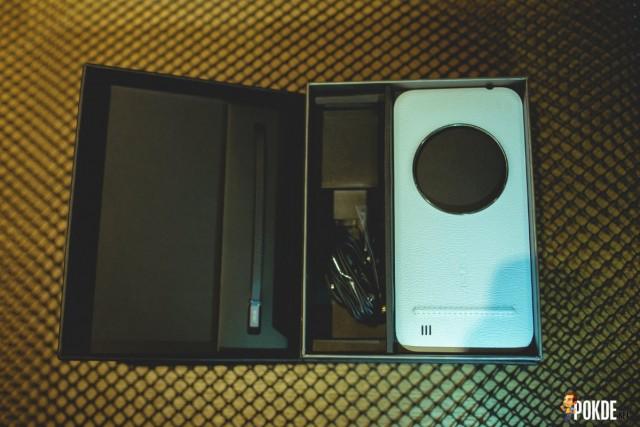Packaging Zenfone Zoom