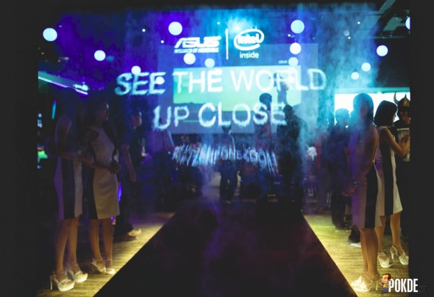 See the world up close