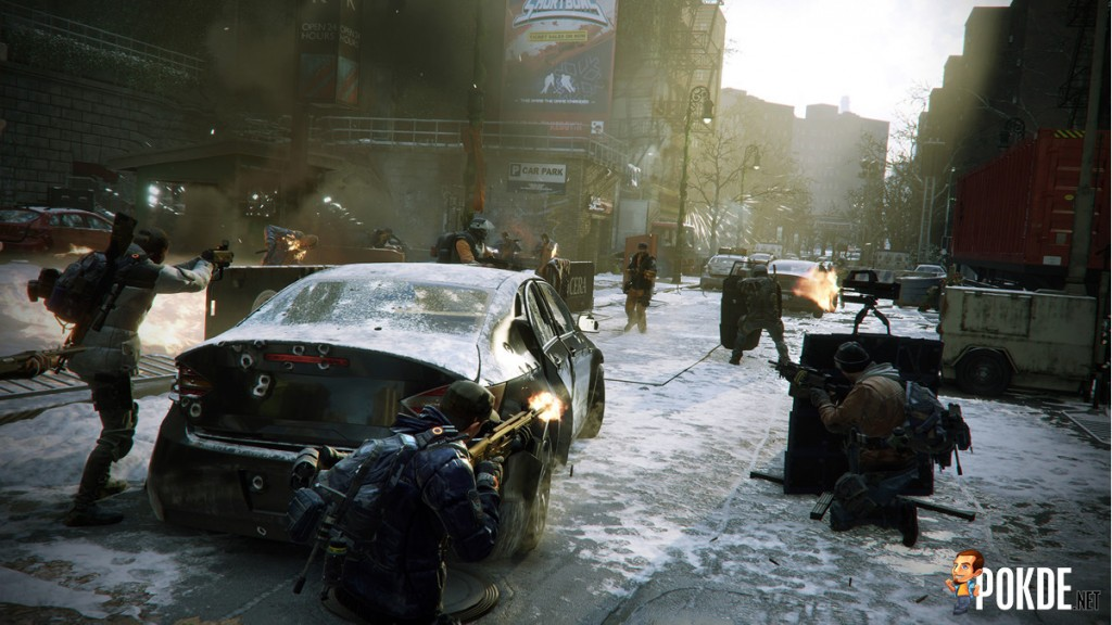 The Division 2 First Major Update Will Be Close to 100GB 23