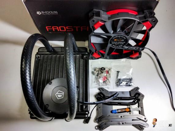 Frostflow 120-9
