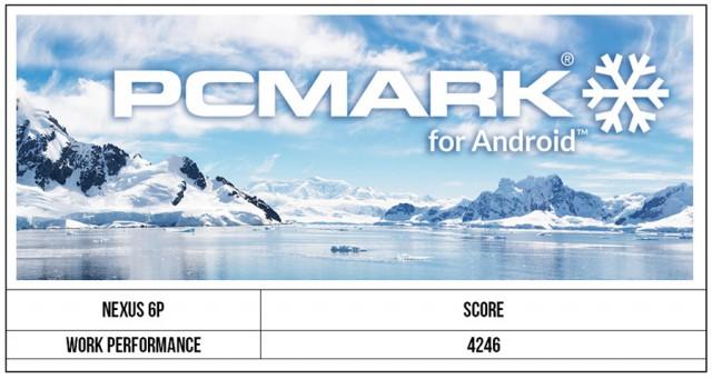 Nexus 6P PCMark