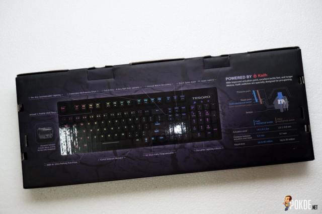 Tesoro Excalibur Spectrum-2