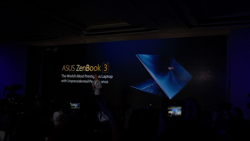 """The curtain unfolds with the Asus Zenbook 3. Claiming it as the """"most prestigious laptop with unprecedented performance"""". That's quite a claim to live up to."""