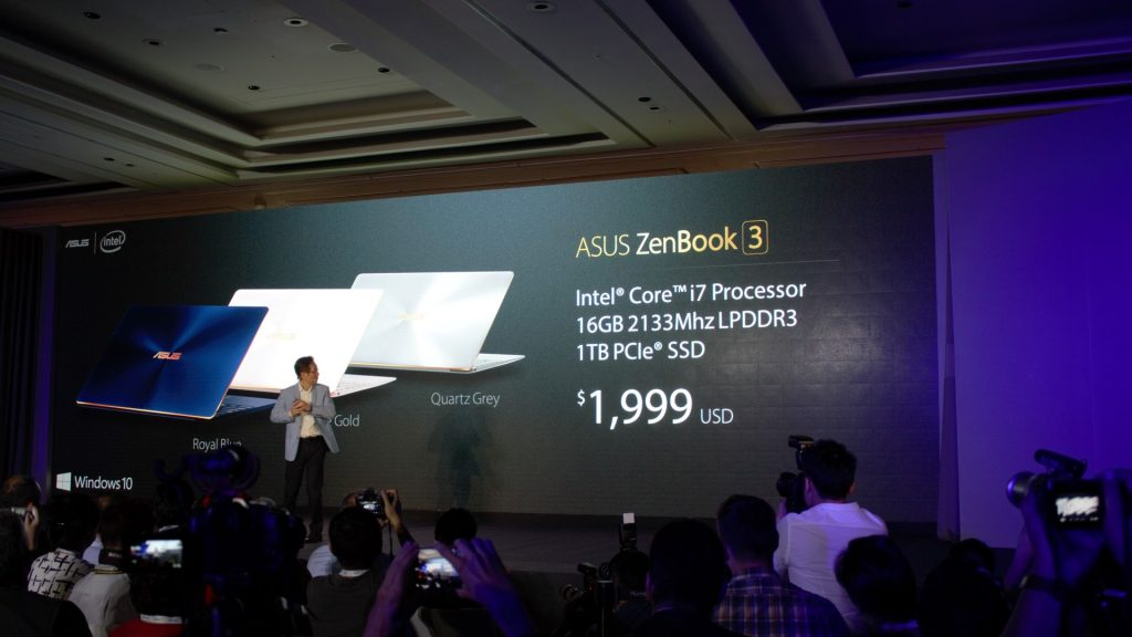 $1999 USD. Roughly RM8222. Out of my range. But that's because of 1TB storage.