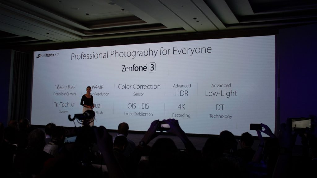 """16MP/8MP with 64MP super resolution. After knowing the Deluxe's specs, this one looks """"meh!"""""""