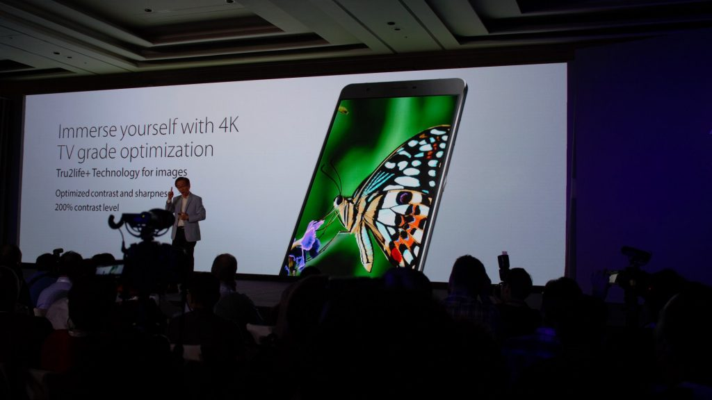Nope, 4K is definitely not why I would get this device in the fisrt