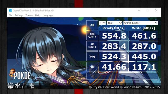 Transcend SSD370S CDM