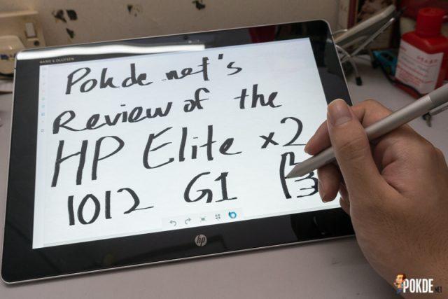 HP Elite x2 1012 G1-22