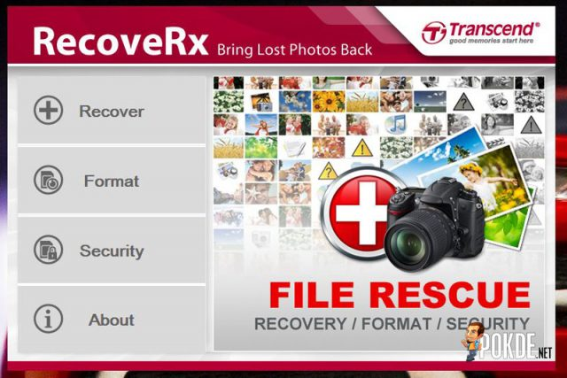 StoreJet 25H3 RecoverRX