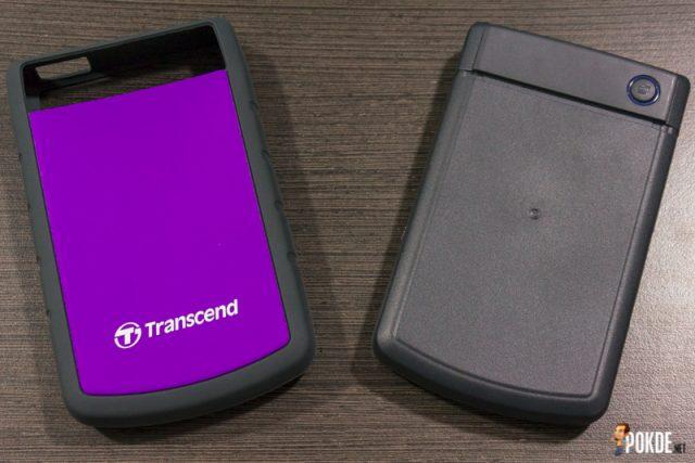 Transcend StoreJet 25H3 4TB-7