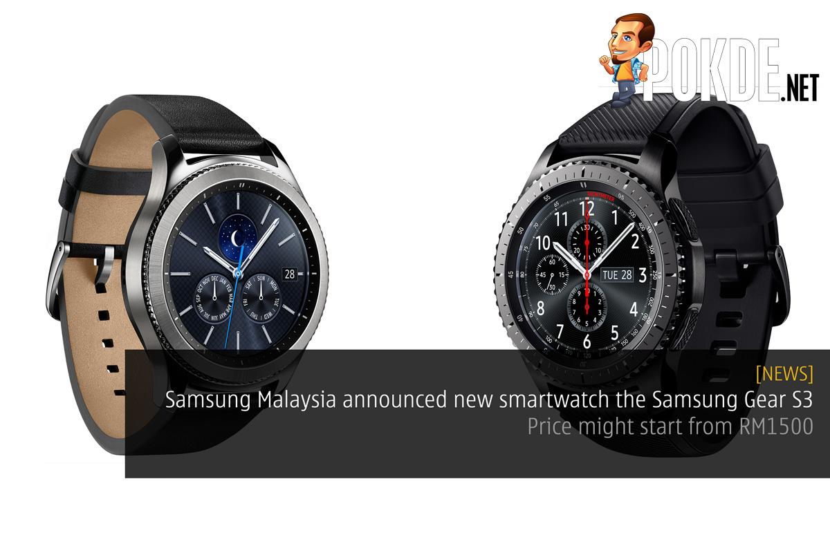 Samsung Malaysia announced new smartwatch the Samsung Gear ...