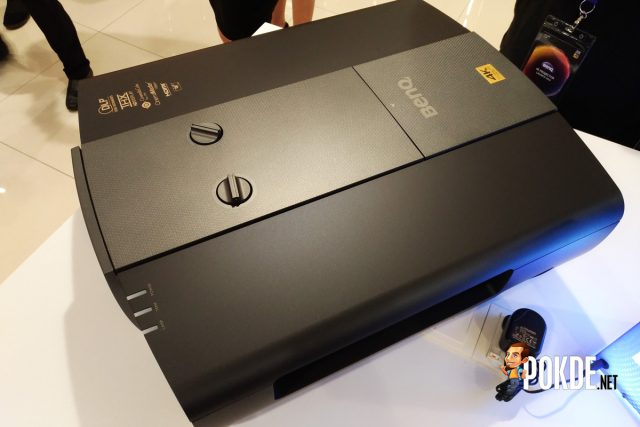 BenQ Malaysia launched its BenQ W11000 4K UHD projector – priced at RM 23800 24