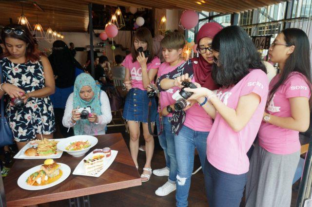 Sony Malaysia Alpha Girlfriends Workshop