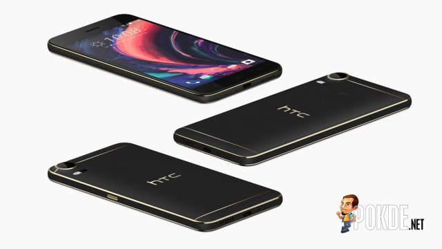 HTC Desire 10 Pro available on 26th December — priced at RM 1699 30