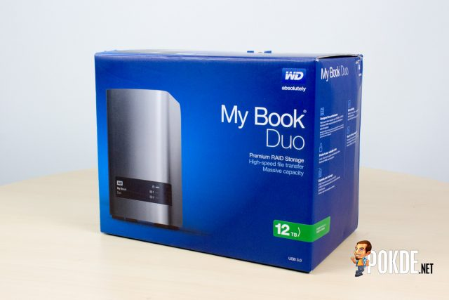 Western Digital My Book Duo 12TB review 27