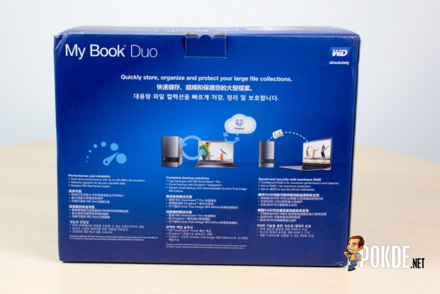 Western Digital My Book Duo 12TB review 28