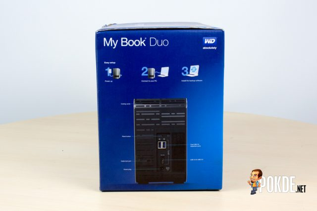 Western Digital My Book Duo 12TB review 30