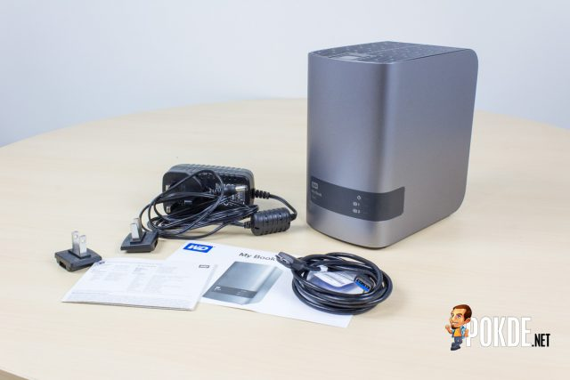 Western Digital My Book Duo 12TB review 31