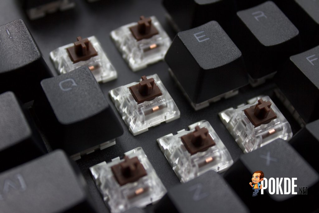 1ST PLAYER Steampunk V2 mechanical keyboard review — it's now modular 35