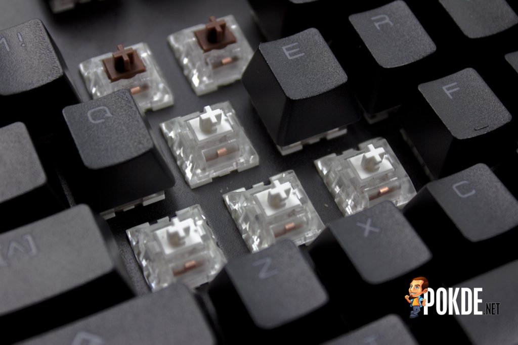 1ST PLAYER Steampunk V2 mechanical keyboard review — it's now modular 37