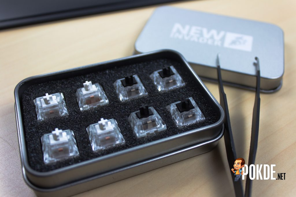 1ST PLAYER Steampunk V2 mechanical keyboard review — it's now modular 27