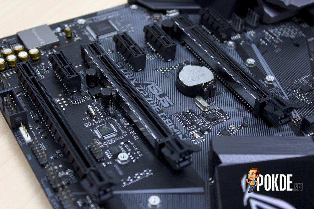 ASUS ROG Strix Z270E Review + Intel Core i7-7700K Kaby Lake CPU 24